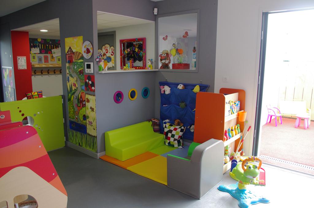 vos bambins en bonnes mains micro cr che cou ron et saint herblain le projet. Black Bedroom Furniture Sets. Home Design Ideas